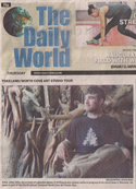 daily world april 15, 2010